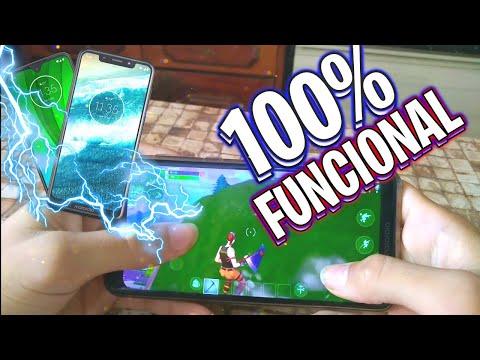 💥FORTNITE NO MOTOROLA ONE!!! FUNCINANDO  (GAMEPLAY) , Burlando ERRO DE VPN TODOS OS ANDROID 64 Bits