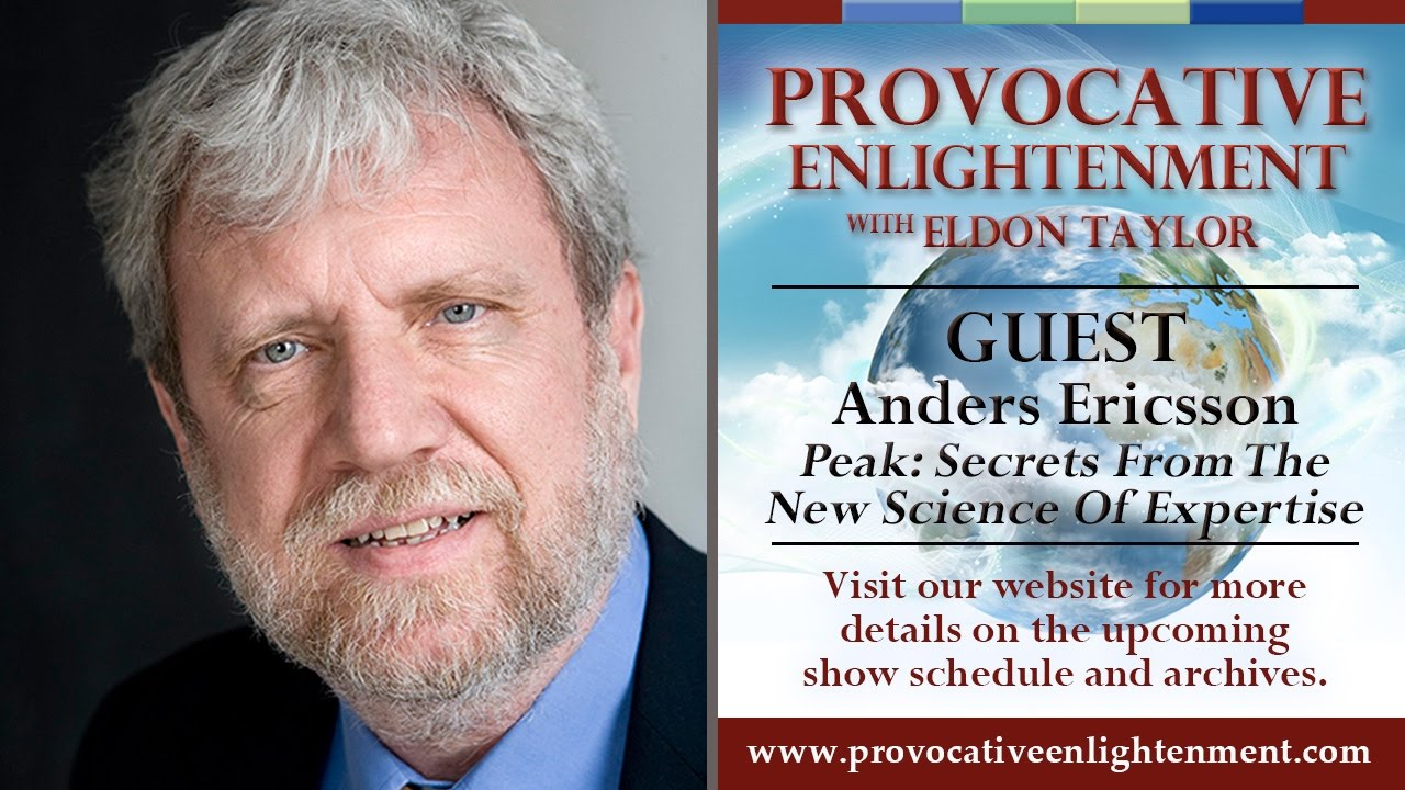 Anders Ericsson - Peak: Secrets From The New Science Of Expertise ...