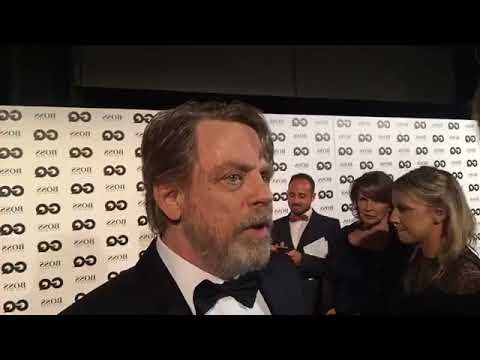 Mark Hamill talks about George Lucas