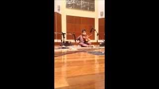 Rishabh Ranganathan - Bhavanutha at South Asian Musical Society of Chicago Feb 2014