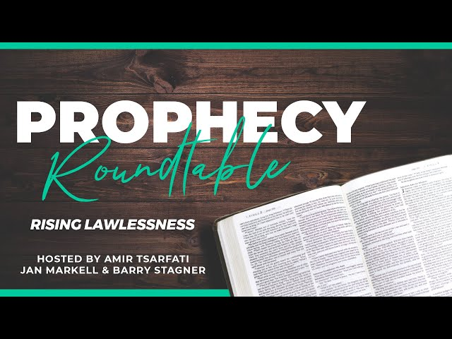Amir Tsarfati: Prophecy Roundtable with Jan Markell and Pastor Barry Stagner
