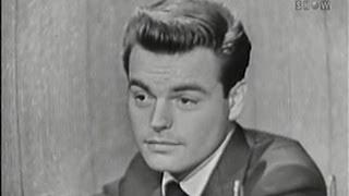 What's My Line? - Robert Wagner; Gordon MacRae [panel] (Nov 2, 1958) thumbnail