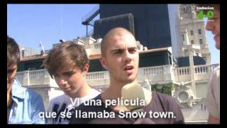 Entrevista a The Wanted Thumbnail