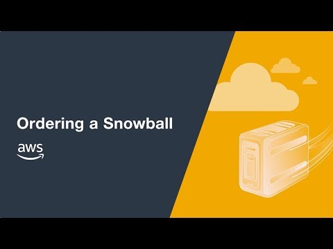 Using AWS Snowball Edge and AWS DMS for Database Migration