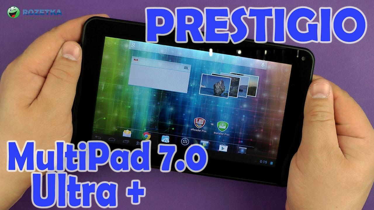 prestigio multipad 7.0 ultra (pmp3370bru) инструкция