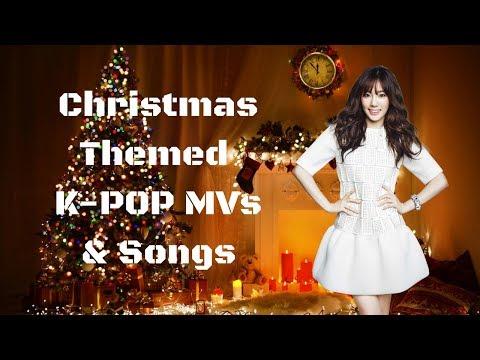 SPECIAL | Christmas Themed K-POP MVs & Songs