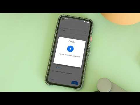 Assistant on Android: New pronunciation updates