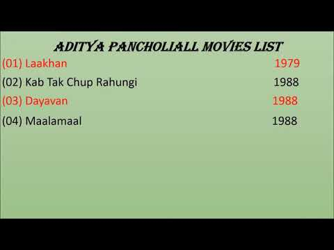Aditya Pancholi all movie list thumbnail