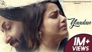 Yaadan ( Full Song ) Vicky Chopra   Shobayy   Juke Dock   Latest Punjabi Song 2019  