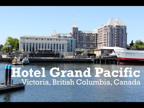 Hotel Grand Pacific, Victoria, British Columbia, Canada