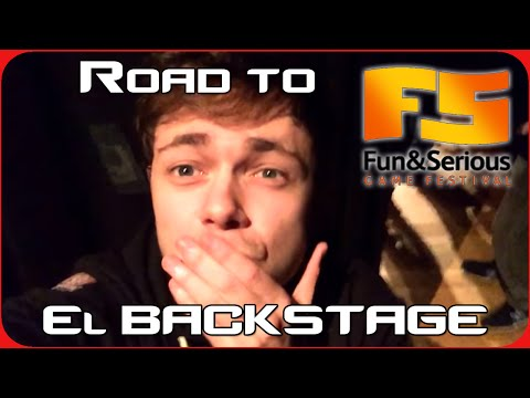 FUN&SERIOUS - El BACKSTAGE + LA FINAL vs Atlantis