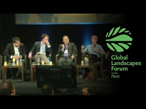 Industrial agriculture, ape conservation and climate change GLF 2015