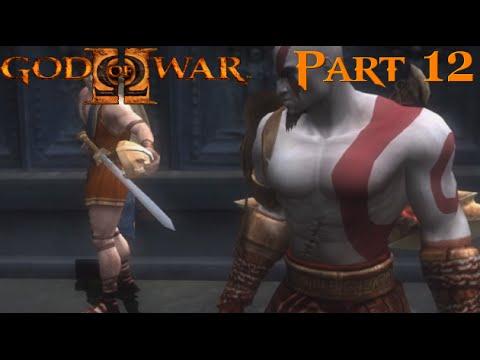 Let's Play God of War II - Titan - Part 12: Courtyard of Atropos (Perseus Bossfight)
