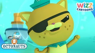 Octonauts | Trapped in Underwater Plants | Compilation | Wizz Cartoons
