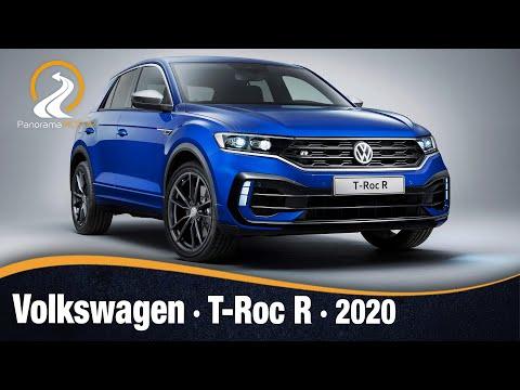 Volkswagen T-Roc R 2020   Información Prueba Review   300CV DEPORTIVOS EN UN CUV...