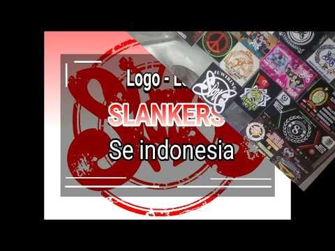 Logo Logo Slankers Se Indonesia