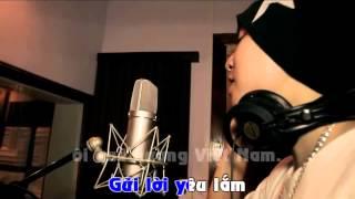 Que huong Viet Nam   Anh Khang ft SuBoi KARAOKE