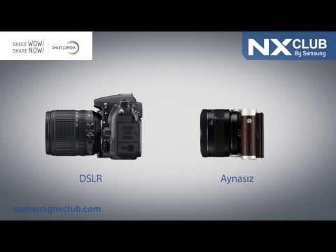 Samsung Nx Club Fotoğrafçılık Eğitimi