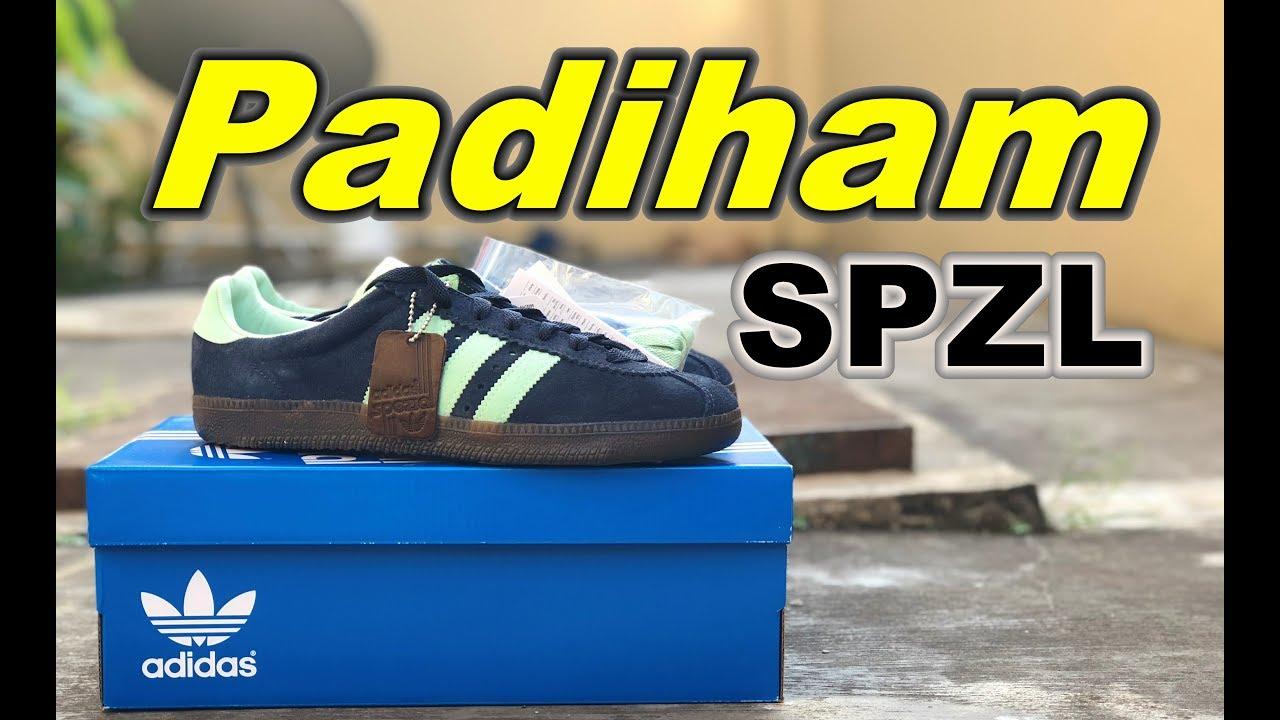 ADIDAS SPEZIAL PADIHAM   Unboxing