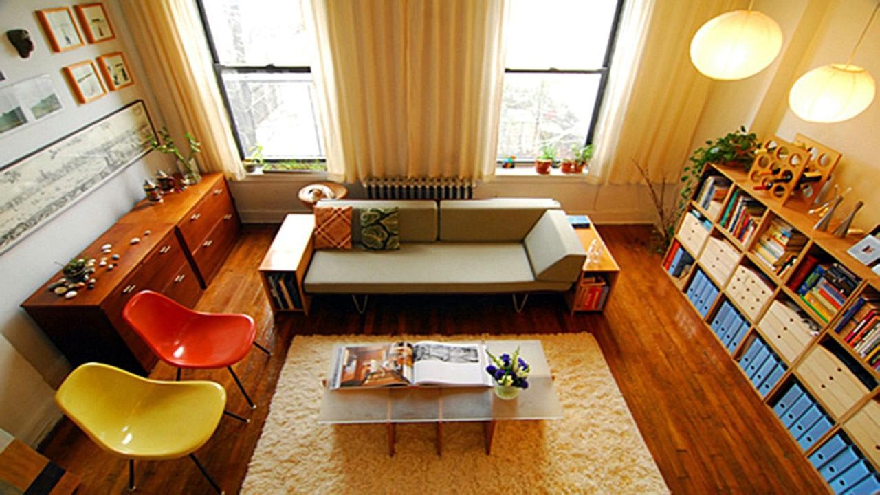 Apartment Living Room Design Ideas - Room Ideas