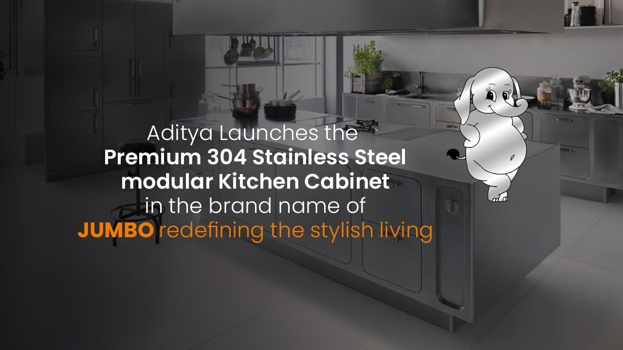 High Quality Stainless Steel Kitchen Cabinets From Jumbosskitchens