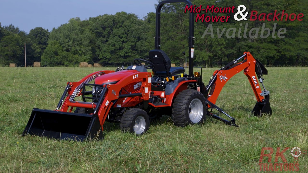 RK24 Tractor from Rural King by Rural King