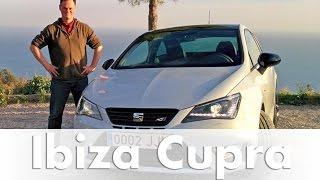 SEAT Ibiza Cupra 2016 | Test Drive | Car Review | English