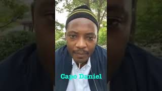 Capo daniel.  SOUTHERN CAMEROON PARLIAMENTARIANS.