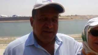 أعظم ماقالته أسرة مصرية فى قناة السويس الجديدة قبل أيام من الافتتاح