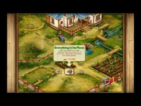 Farmscapes เกมส์จับคู่ผักผลไม้ OhhGame.net