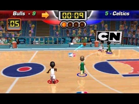 Free online basketball games nba