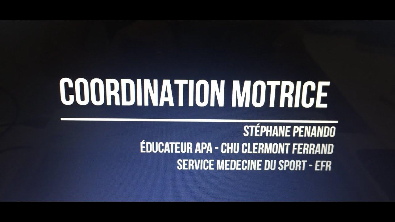 Coordination Motrice Youtube