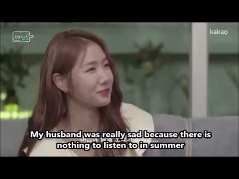 Soyou talking about Sistar's disbandment [Eng]