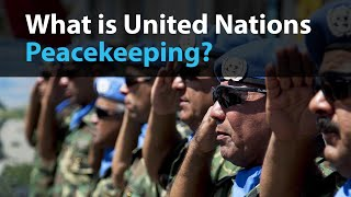 Explainer- What is UN Peacekeeping thumbnail