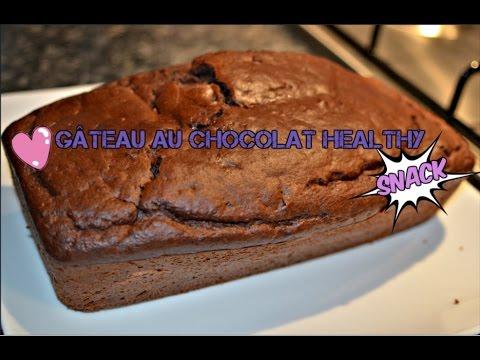 Gateau au chocolat healthy anna b youtube - Gateau au chocolat healthy ...