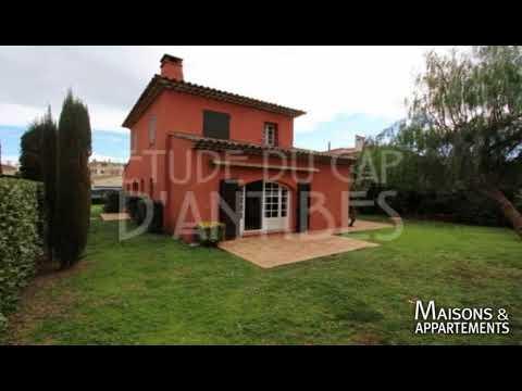 CAP D'ANTIBES - MAISON A VENDRE - 980 000 € - 130 m² - 4 pièces