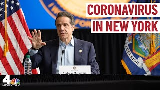 Gov. Cuomo: NY To Launch New Unemployment Site For Workers Hit By Coronavirus | NBC New York