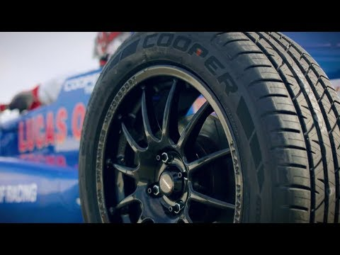 Cooper Tires Zeon RS3 G1 Launch Event