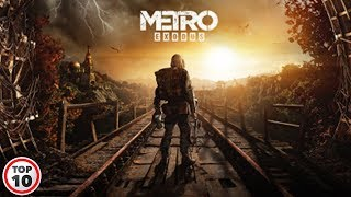 Top 10 Reasons To Be Excited For Metro Exodus