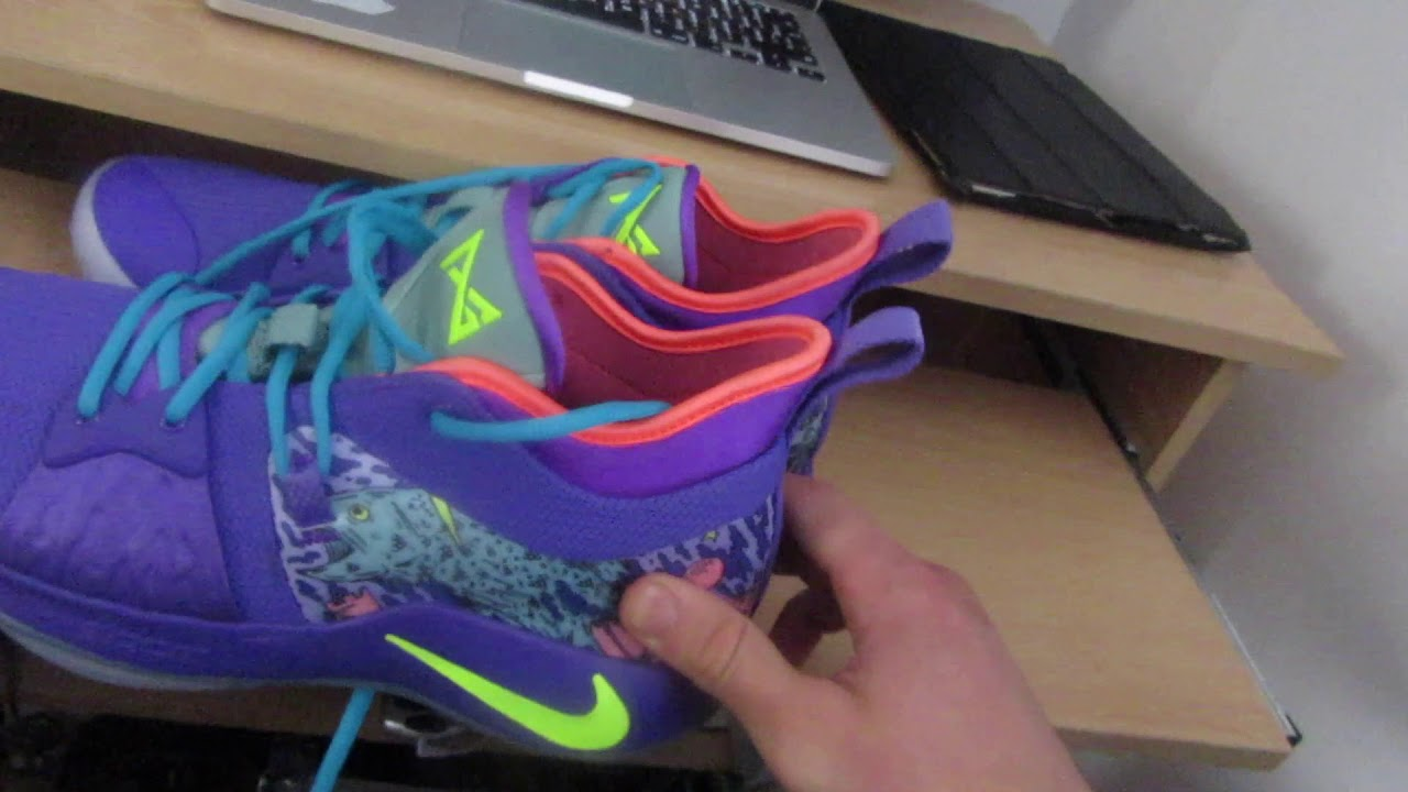d902ea51b4a Nike PG 2 PERFORMANCE REVIEW TEST - YouTube