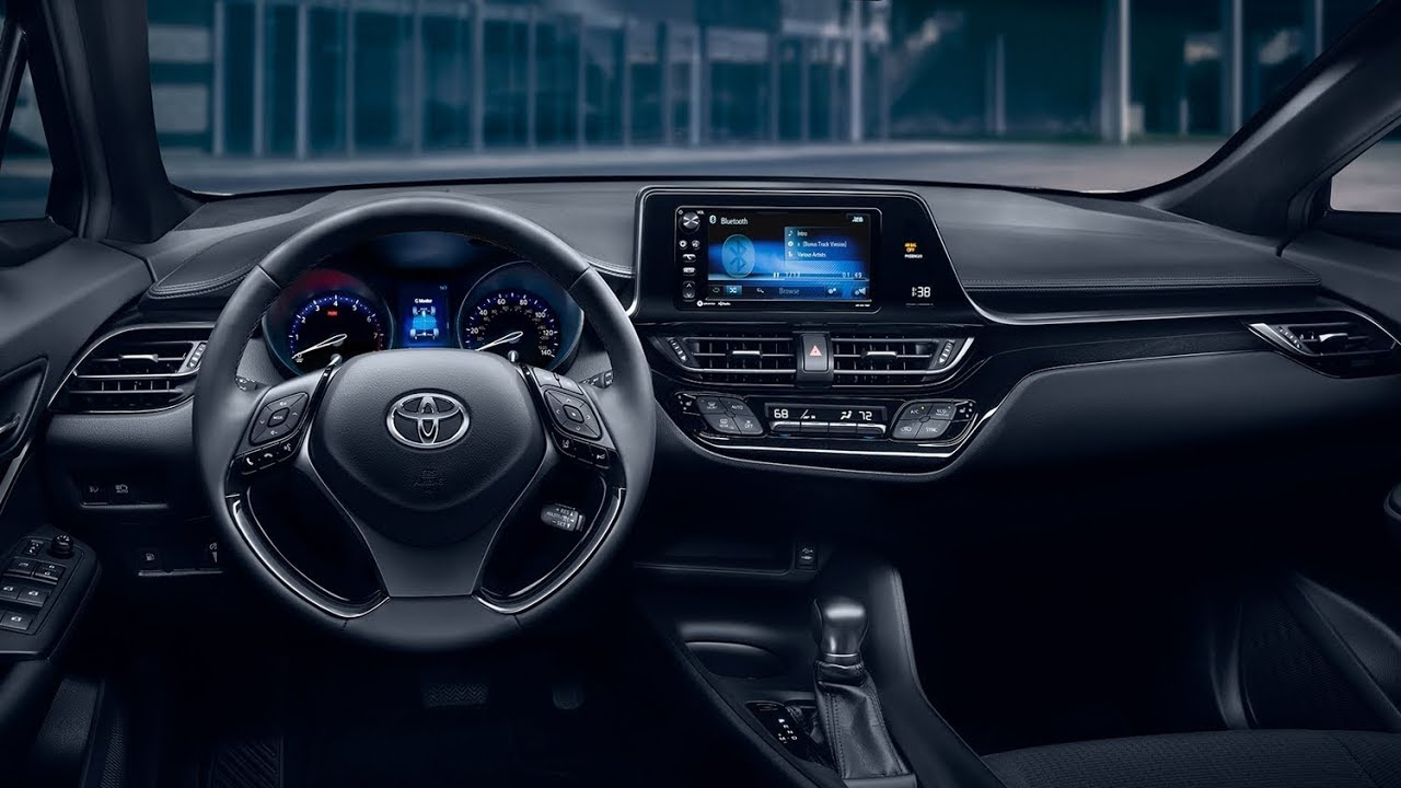 2017 Toyota Avalon Hybrid Review >> 2019 Toyota CHR Hybrid Redesign, Interior Exterior Features - YouTube