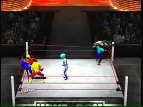 OCBF VS TCCW Rumble