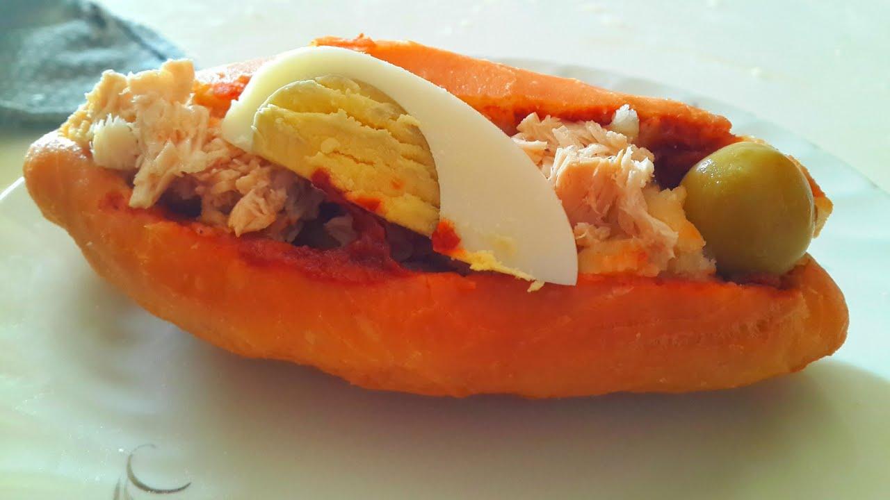 Cuisine tunisienne fricass au thon youtube - Youtube cuisine tunisienne ...