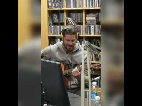 David Dunn - I Wanna go Back LIVE (WWIB Interview)