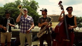 """Tishomingo Blues""  Super Band - French Connection - Toulouse/Montreal/New Orleans"