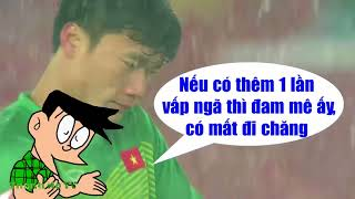 Rap Về Bùi Tiến Dũng & Quang Hải   Nhạc Hay Về U23 Việt Nam   Yisung   Nhạc Chế Doremon