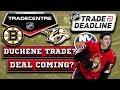 Senators trading Duchene? Stone staying?