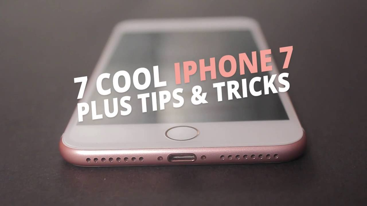 cool iphone tricks 7 cool iphone 7 plus tips and tricks techhowto 8605