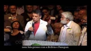 Artistas e intelectuais estão com Dilma 13