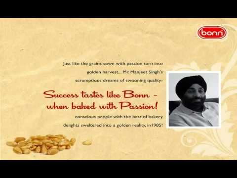 Bonn Nutrients Pvt Ltd / Bonn Foods Pvt Ltd, Ludhiana, Punjab, India - (Corporate Presentation)